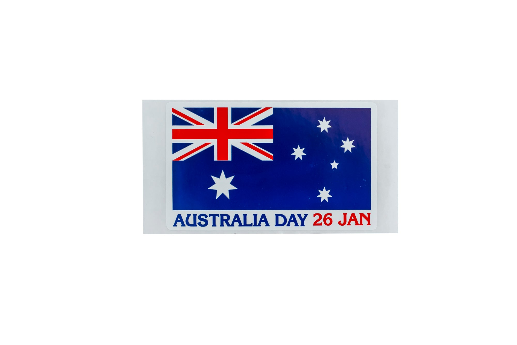 Sticker - Australia Day
