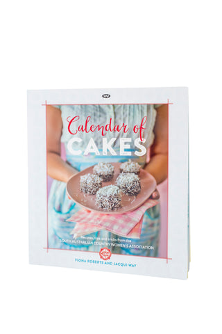 Calendar of Cakes Cookbook