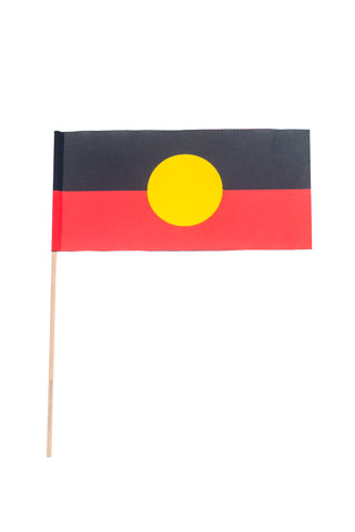 Aboriginal Flag Handwavers