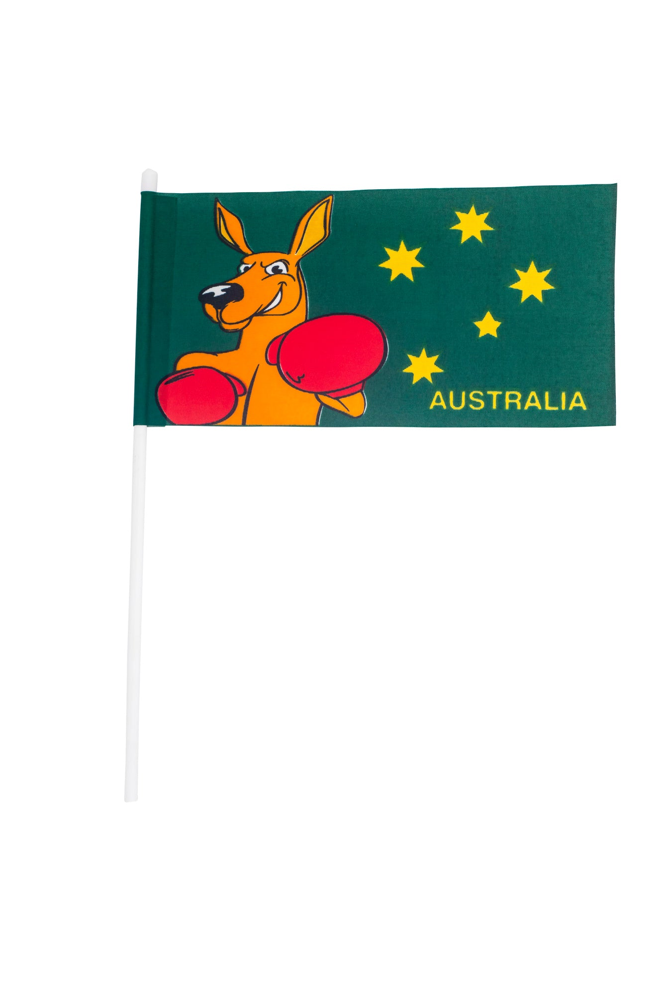 Fighting Kangaroo Hand Wavers