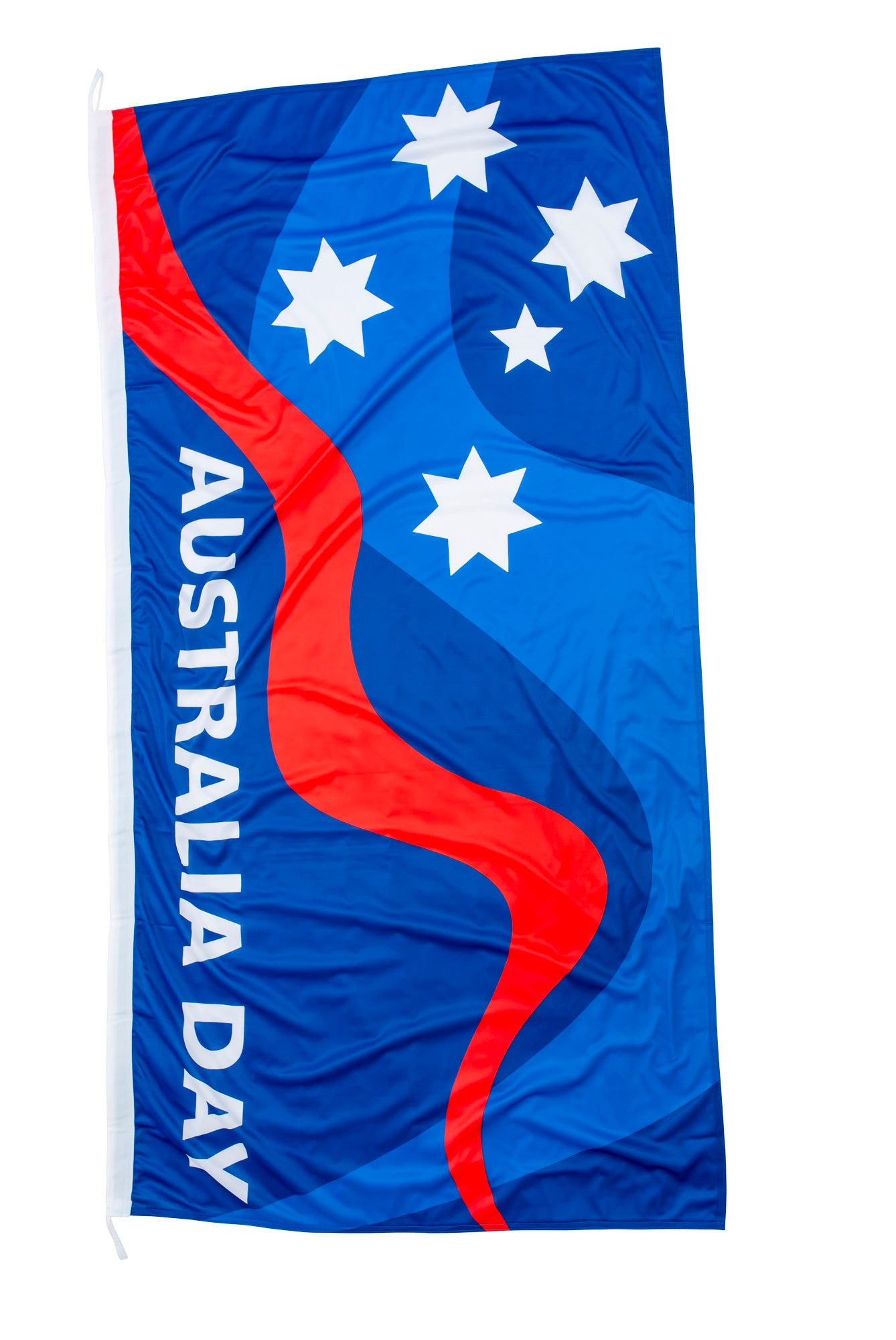 Australia Day Street Flags (old look)