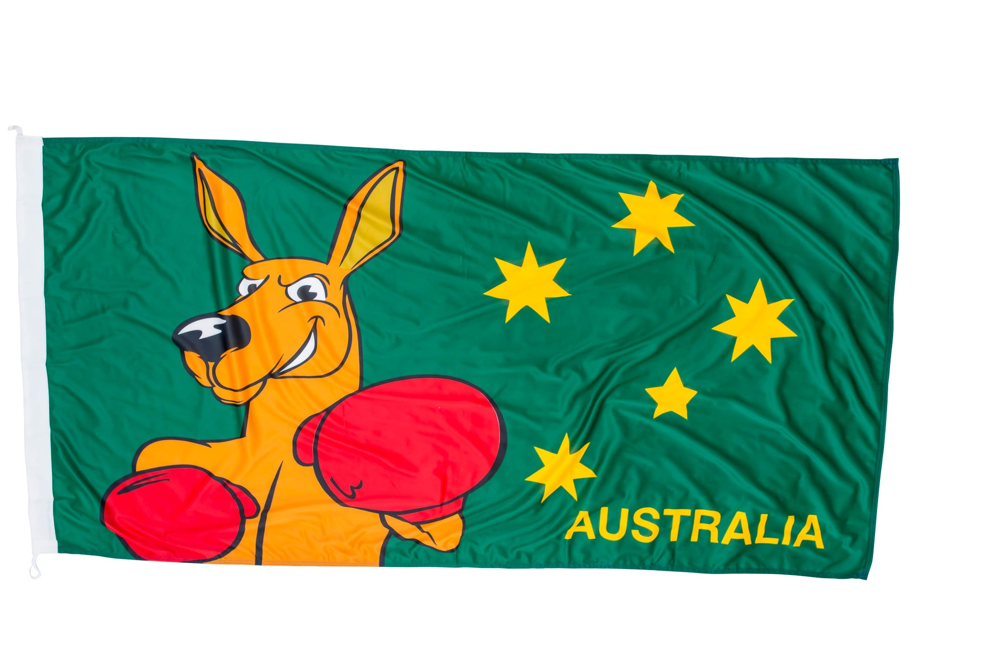 Flag - Fighting Kangaroo