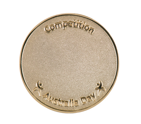 Medallion - Competition