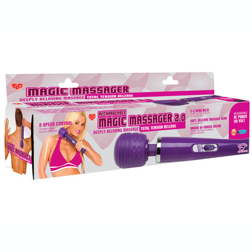 A&E Rechargeable Magic Massager 2.0