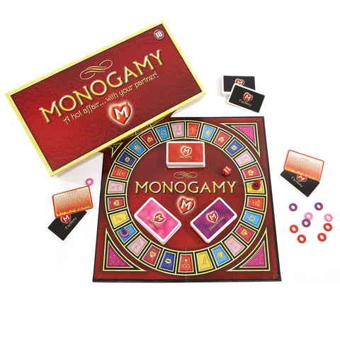 Monogamy - A Hot Affair w/ Your Partner