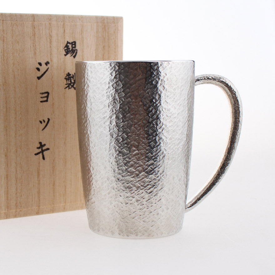 Beer Stein Clair Series 400ml - Osaka Suzuki