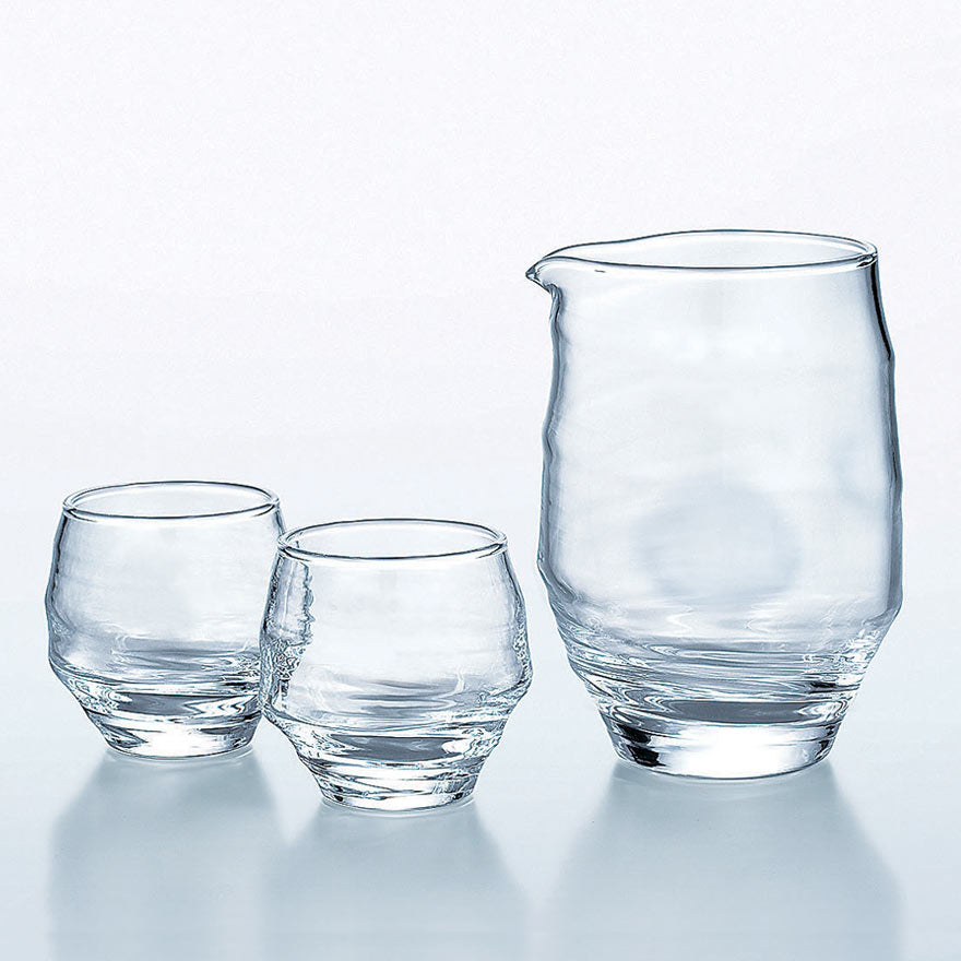 Cold Sake Set 435ml