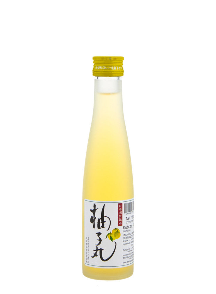 Kubota Yuzu No Sake 180ml