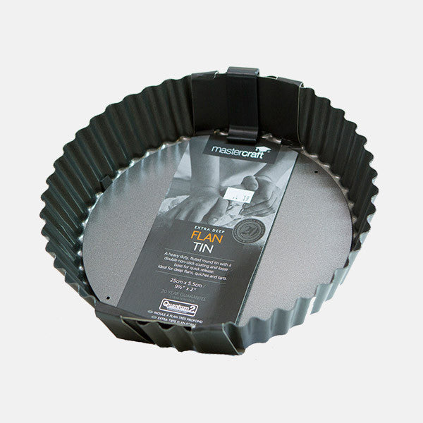 Master Craft Flan Tin
