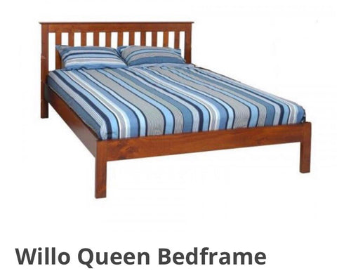 Willo Queen Bed