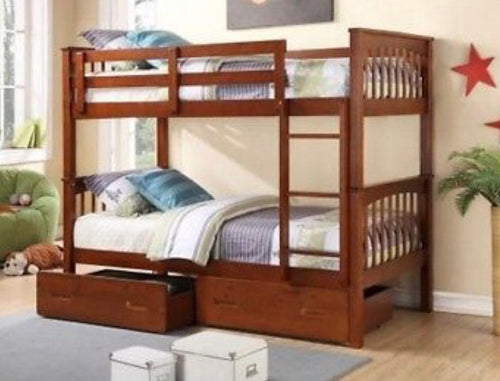 Brighton Single Bunks