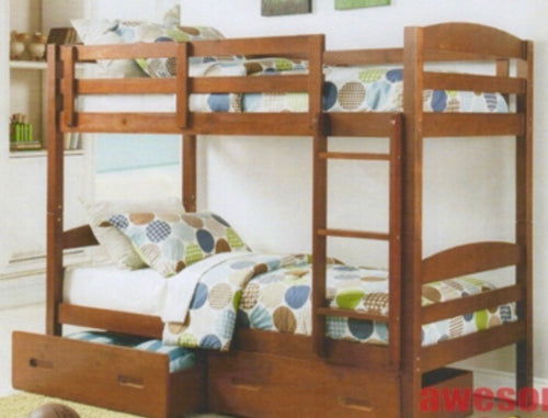 Bravo Single Bunks