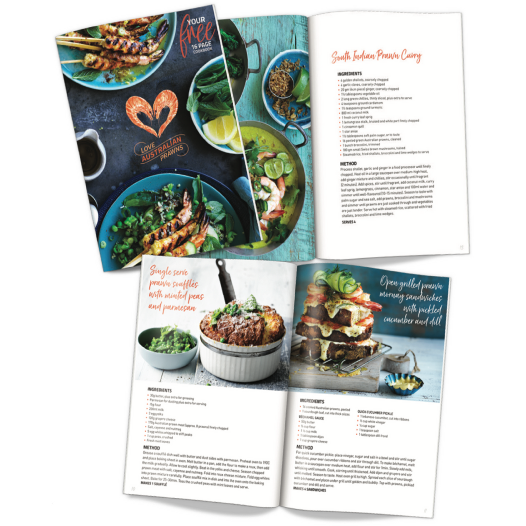 16 page recipe books 2017-18 Box of 200