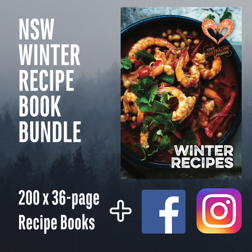 NSW Winter Recipe Books - Special Bundle Offer