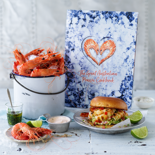 The Great Australian Prawn Cookbook