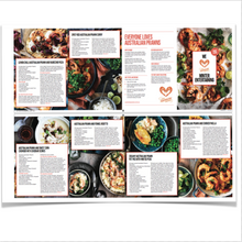 Winter Recipe Booklets
