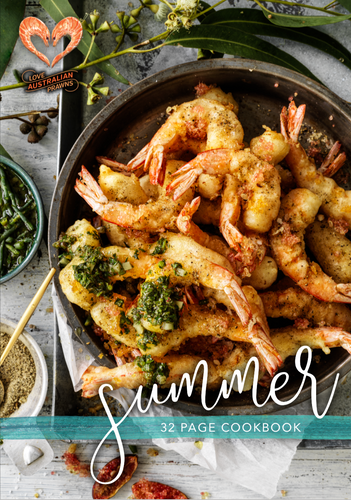 2020 Summer Recipe Books (32 pages)