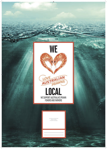 A2 Poster - We Love Local