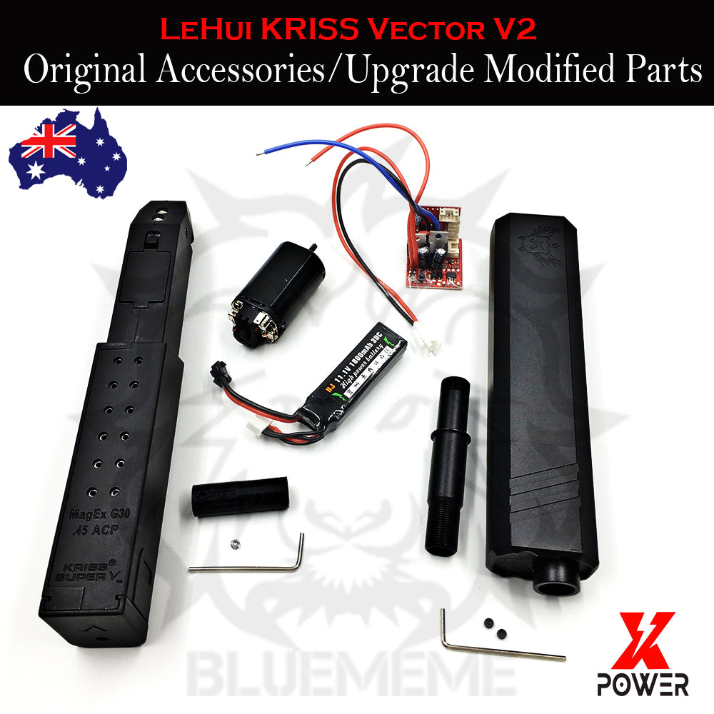 LeHui Kriss Vector V2 Upgrade Accessories Modified Parts