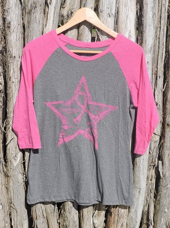 "TETWP ""Star"" 3/4 Sleeve Tee"