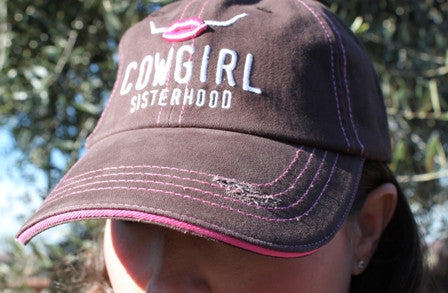 Cowgirl Sisterhood Cap