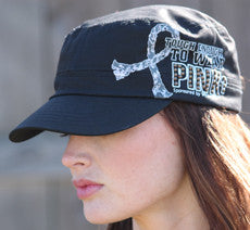 TETWP Black Bucket Hat