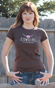 Cowgirl Sisterhood Tee