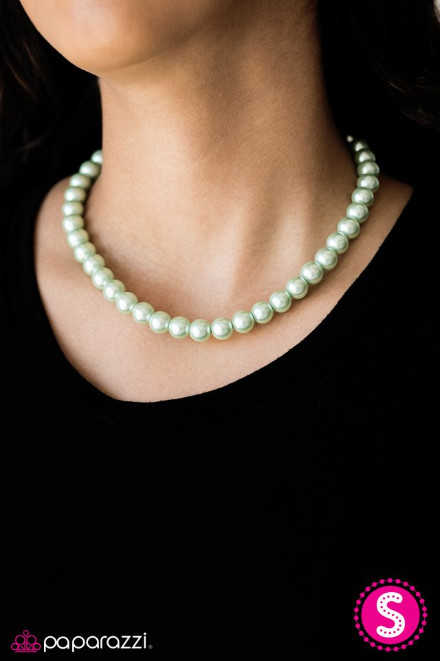 NOT YOUR MAMA'S PEARLS - Green
