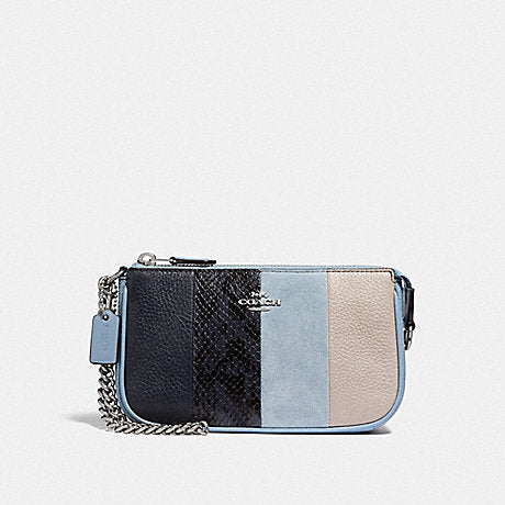 COACH - CORNFLOWER-MULTI/SILVER