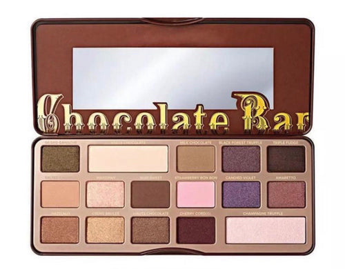 CHOCOLATE BAR PALETTE - 16 Colors