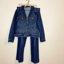 DENIM SUIT - WOMEN'S