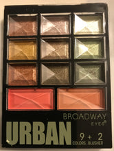 Broadway Eyes Eyeshadow and Blush Set (Multiple Colors)