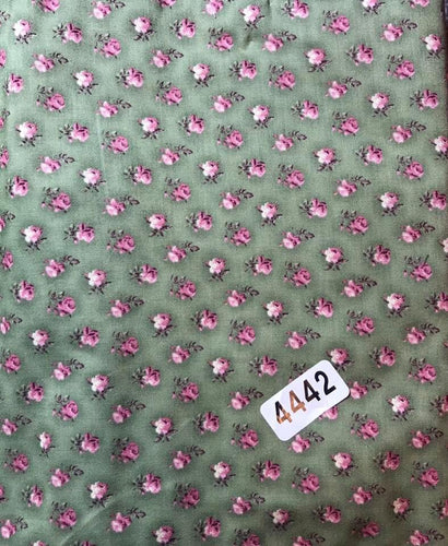 ROSE FABRIC - Peter Pan Fabrics (#4442)