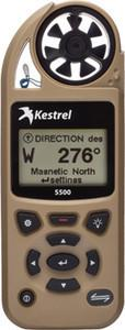 Kestrel 5500 Weather Meter - Yellow