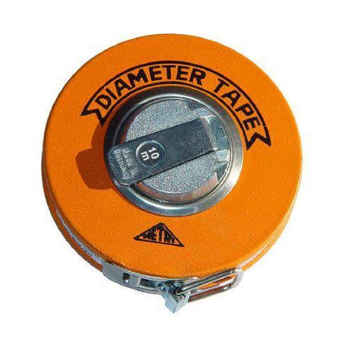 10 metre Richter Steel Diameter Tape Ring-Normal-Prospectors