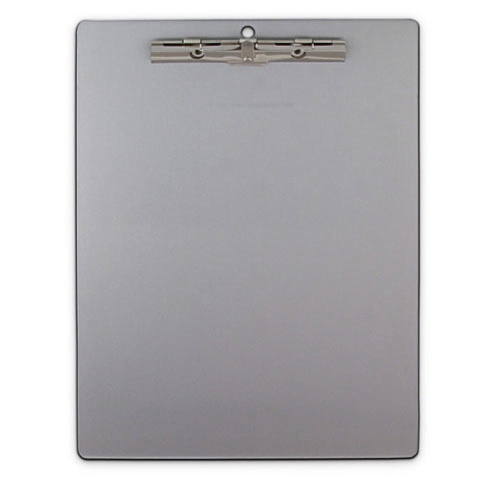 11517 Recycled Aluminium Form Holder Clipboard; High Tension Clip; A4 Saunders-Normal-Prospectors