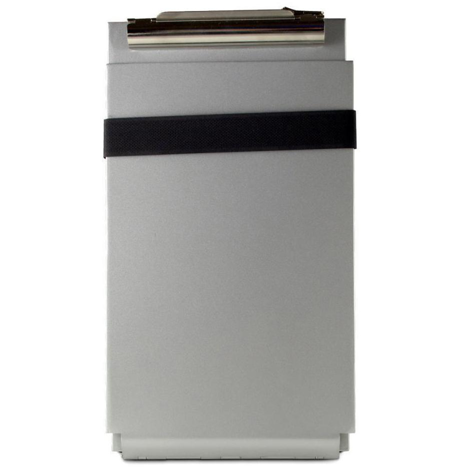 12205 Citation Holder II; Recycled Aluminium Form Holder Clipboard; Top Opening; 152mm x 280mm Saunders