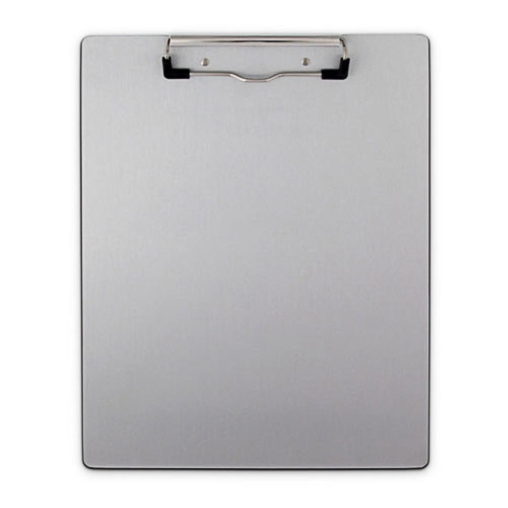21517 Recycled Aluminium Clipboard; Low Profile Clip; A4 Saunders-Normal-Prospectors