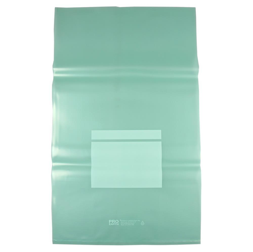 450 X 750mm X 150um 100 UV Stabilised Plastic Bags ProEarth- unprinted-Normal-Prospectors