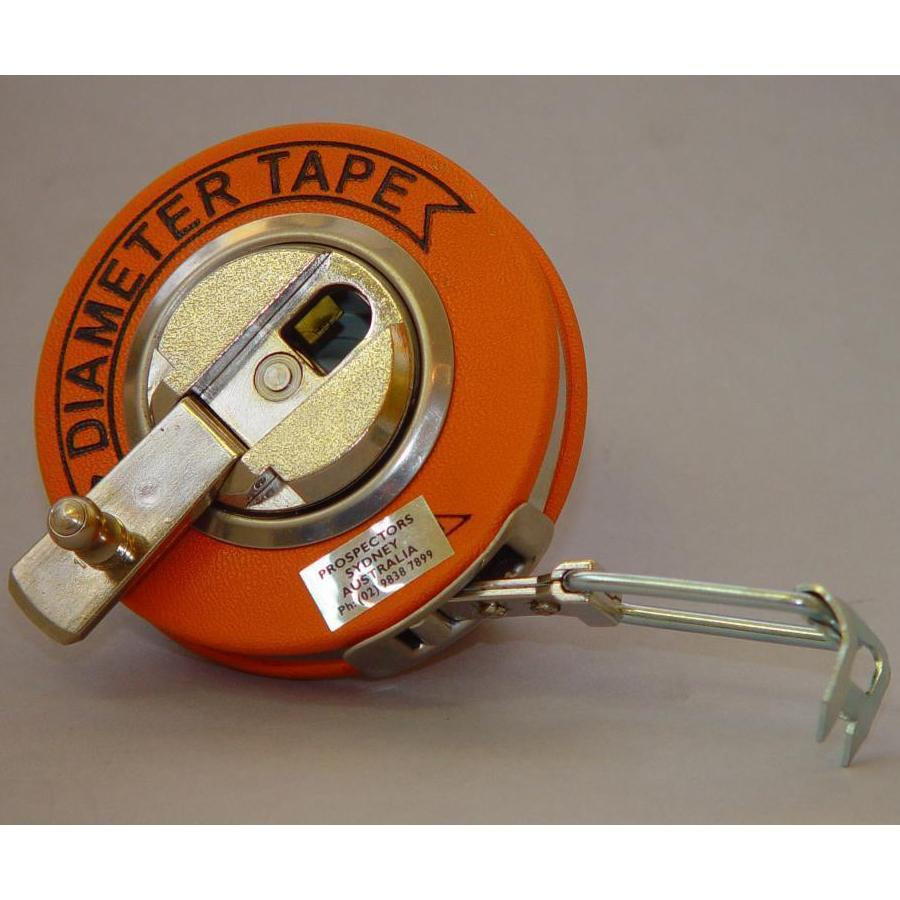 5 metre Richter Steel Diameter Tape