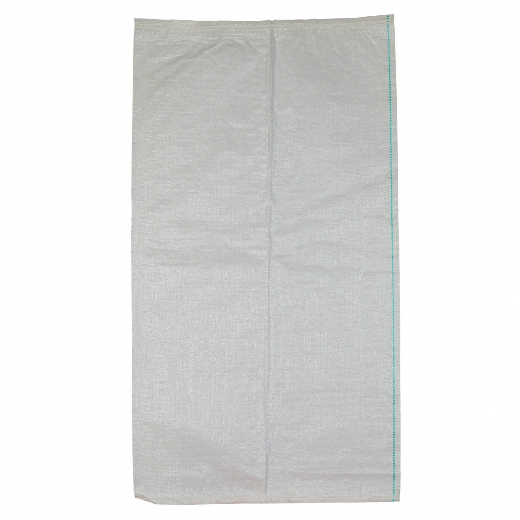 500 X 900mm White UV Stabilised Unlaminated Woven Polypropylene (Polywoven) Bag Sack - Pack of 10 ProEarth-Normal-Prospectors