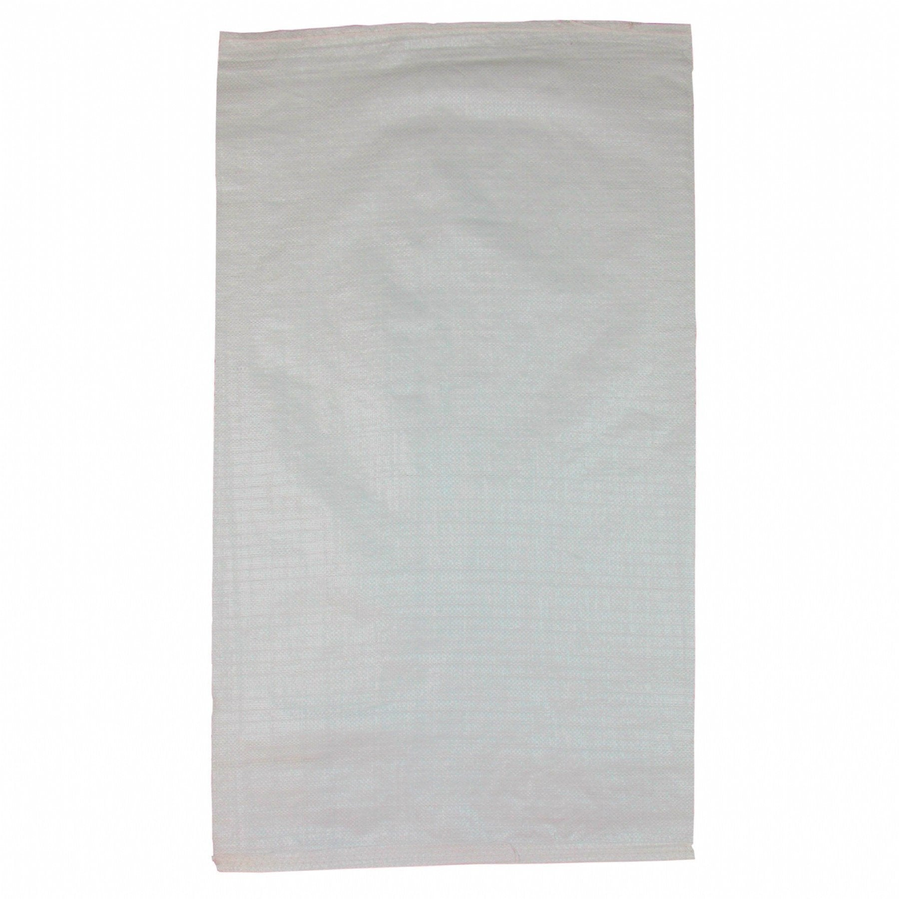 585 X 1,020mm White UV Stabilised Unlaminated Woven Polypropylene (Polywoven) Bag Sack - Pack of 10 ProEarth-Normal-Prospectors