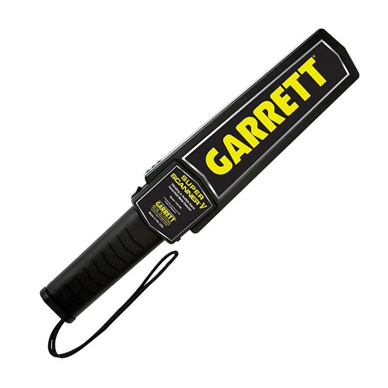 Garrett Hand-Held Super Scanner V