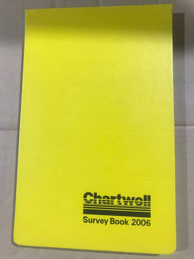 Chartwell Survey Notebook 2006