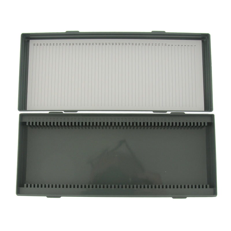 Kartell Slide Box 50 Capacity
