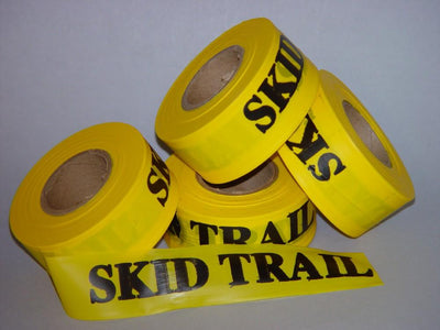 Printed Presco Flagging Tape