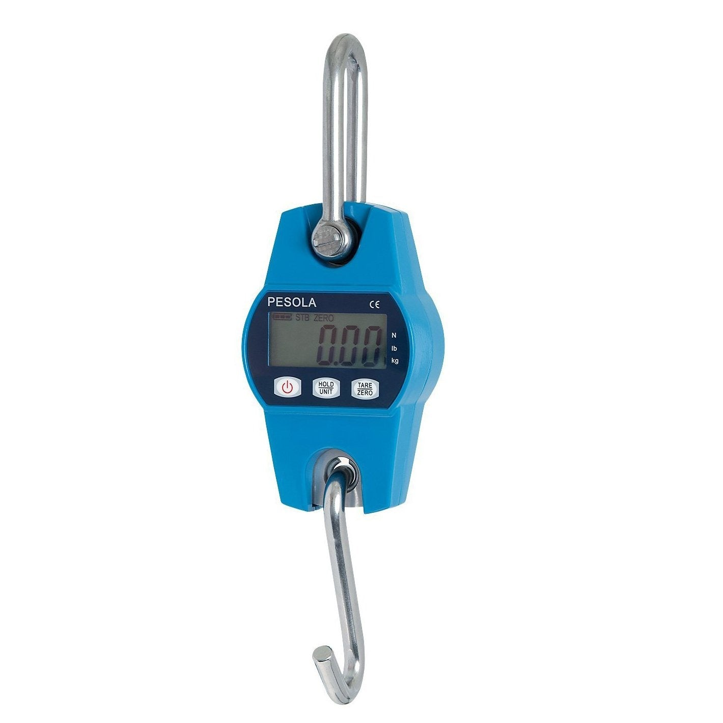 Pesola Heavy-Duty Hanging Scale 100kg