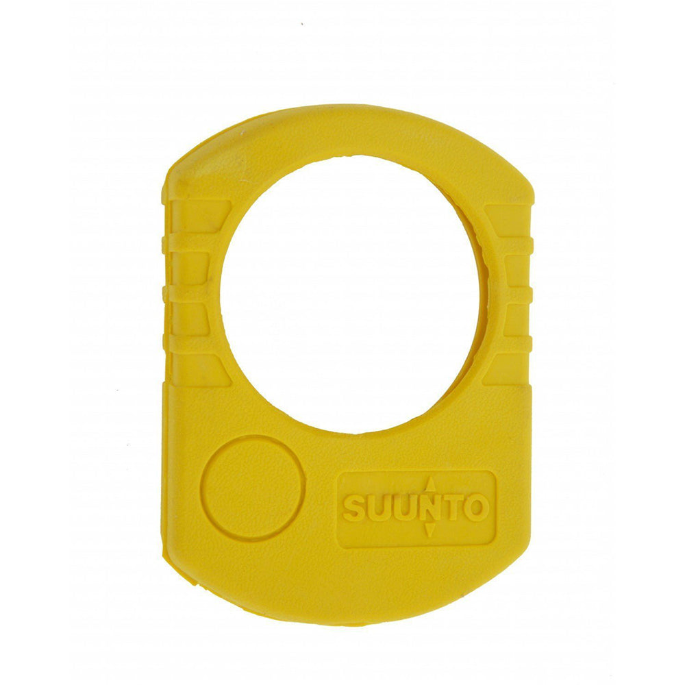 Suunto Instrument Body Rubber Cover Yellow
