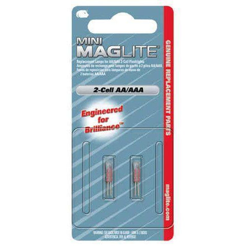 AAA Lamp Mini Maglite Pack of 2-Normal-Prospectors