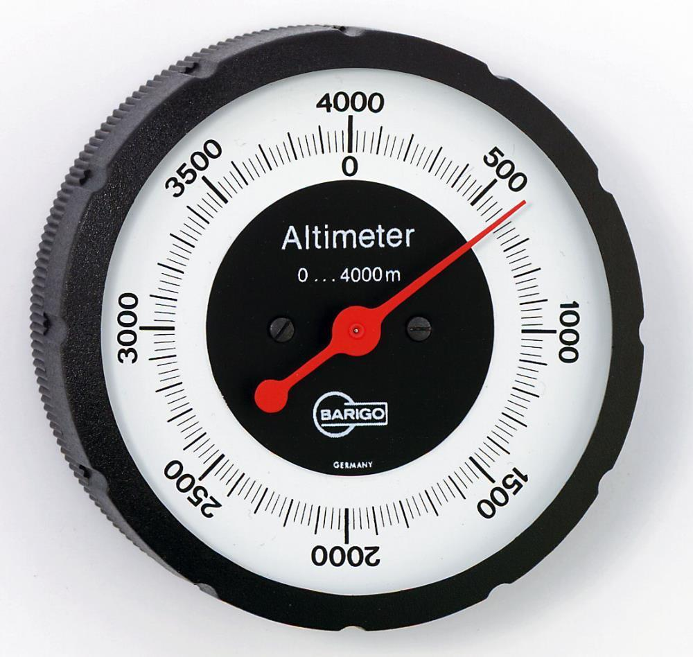 Barigo Altimeter Model 32-Normal-Prospectors